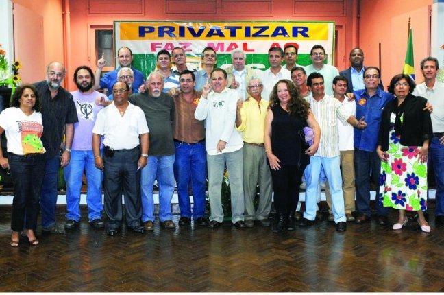 diretoria sindipetro-rj 2008-2011