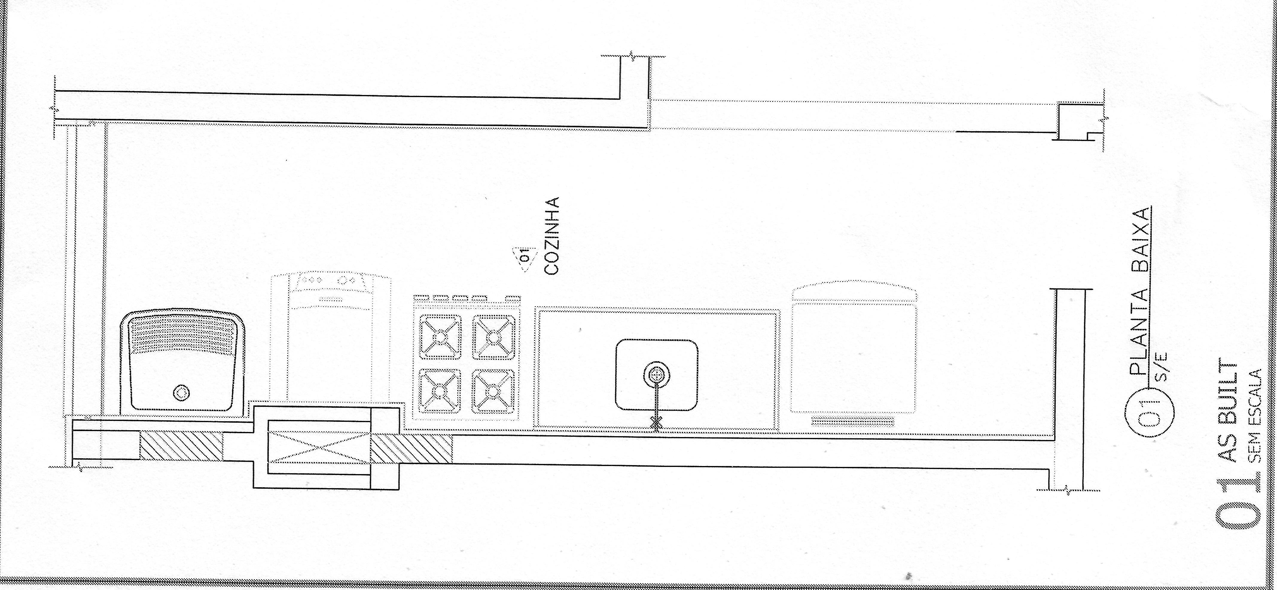 Apartamento Planejado 3 Quartos Acordo Coletivo (Petroleiros  #666666 4270 1975